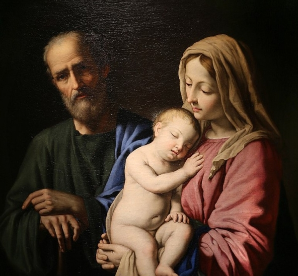 Archbishop's last homily - Feast of the Holy Family